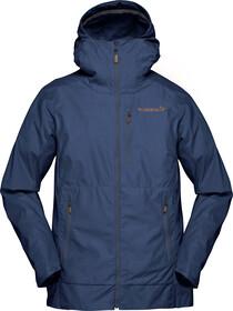Norrøna Svalbard Lightweight Jacket Herre indigo night